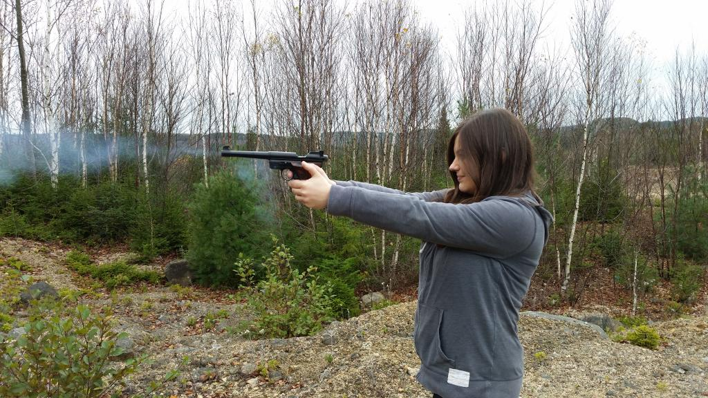 What air pistol do you use?