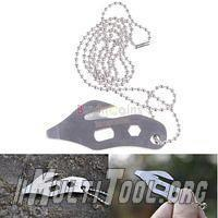 EDC Utility Survival Exquisite Tool Defense Pocket Gadget Keychain US DE