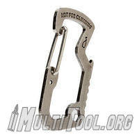 Portable Outdoor Survival Multi-function Tool Key Chain Keyring Bottle Opener